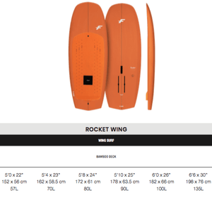 ROCKET WING 2020 v2 - Sealand Adventure Sports