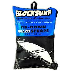 BLOCKSURF Tie-down Board Straps