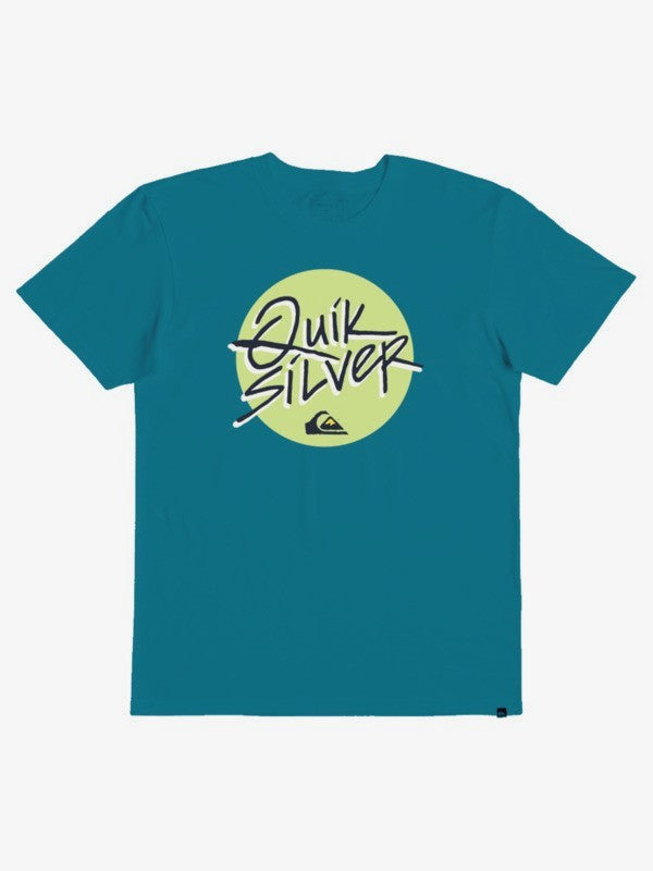 Quiksilver Boys 8-16 Into Action T-Shirt