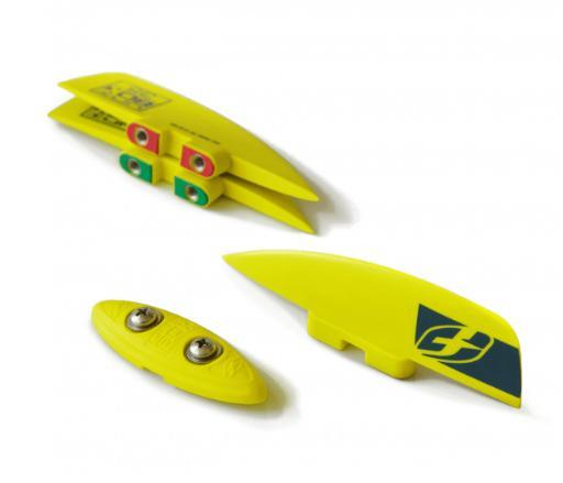 F-One Unibox 35mm Fins - Sealand Adventure Sports