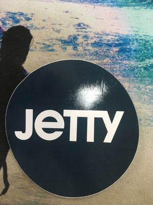 Jetty Circle Decal - Sealand Adventure Sports