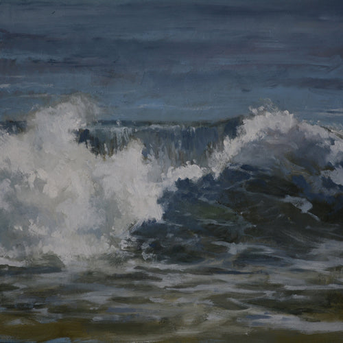 """ Curl"" James S. Durtschi, painter"
