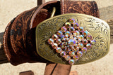 """Kansas Dream Belt"" ReviveAmor Lacy Schoen, designer"