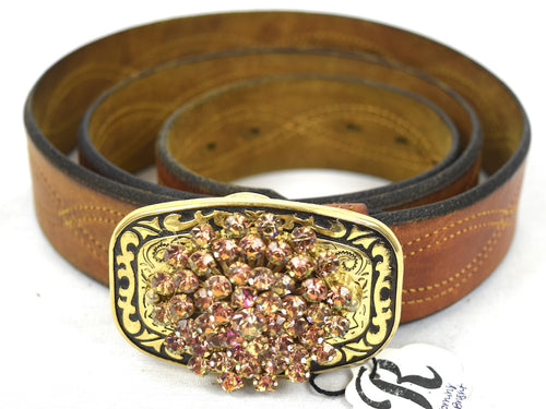 """Wyoming Bright Belt"" ReviveAmor Lacy Schoen, designer"
