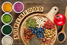 Superfoods January 2018