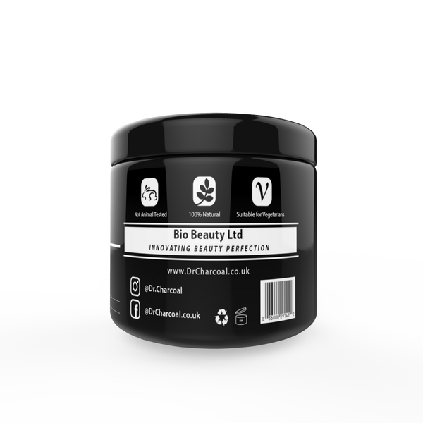 DR CHARCOAL TEETH WHITENING POWDER