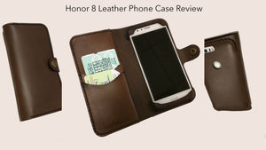 Hand and Hide Hauwei Honor 8 Phone Case Review from Ed's Mobile Blog