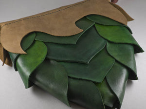 Hand and Hide Custom Leather Bag Power of the Purse 2012