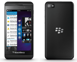#BlackBerry Z10