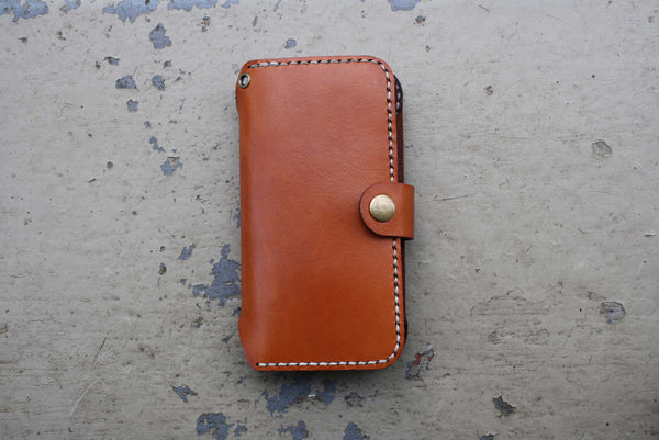 Do leather phone wallets make attractive phone cases?