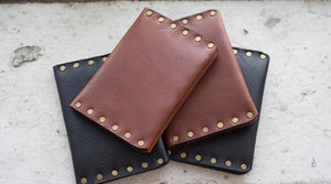 Hand and Hide Handmade Leather Wallets