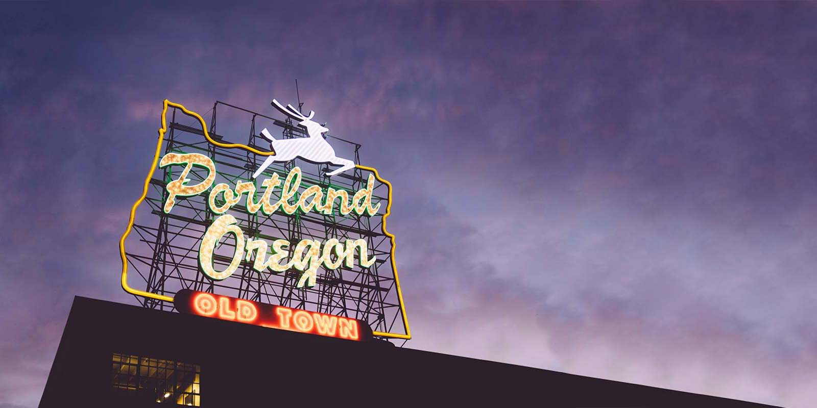 We call beautiful Portland, Oregon our home