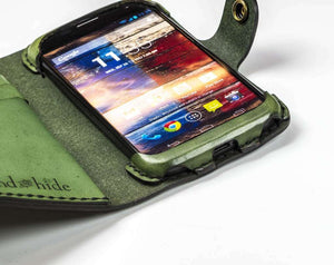 Motorola Moto G (2013) Custom Wallet Case