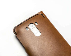 LG G4 Custom Wallet Case - Phone Wallet - Hand and Hide LLC