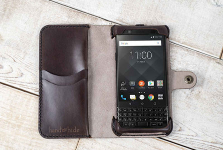 BlackBerry KEYone Custom Wallet Case