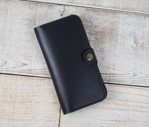 LG V35 ThinQ Custom Wallet Case