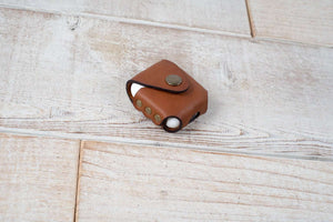 Hand and Hide leather AirPods or AirPods Pro Charger Case