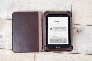 Kindle Paperwhite Flex Leather Tablet Case