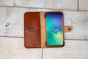 Samsung Galaxy S10 Plus Custom Wallet Case