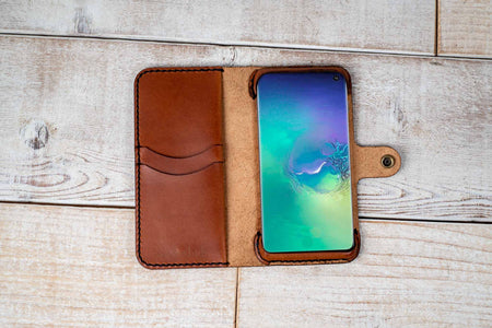 Samsung Galaxy S10 Custom Wallet Case