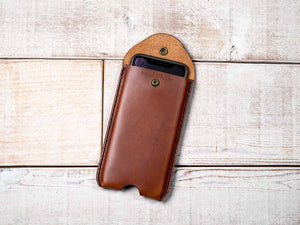 Leather Smartphone Sleeve