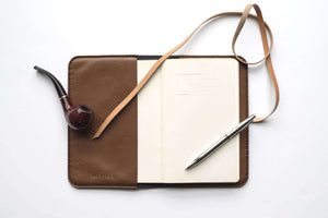 Moleskine Cover for Father's Day -  - Hand and Hide LLC