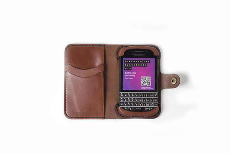 Blackberry Q10 Custom Wallet Case