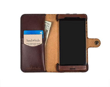 Huawei P20 Lite Custom Wallet Case