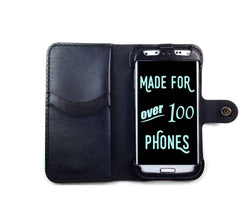 Samsung Galaxy S4 Custom Wallet Case - Phone Wallet - Hand and Hide LLC
