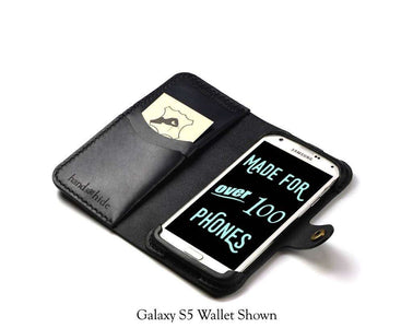 Samsung Galaxy S5 Sport Custom Wallet Case - Phone Wallet - Hand and Hide LLC