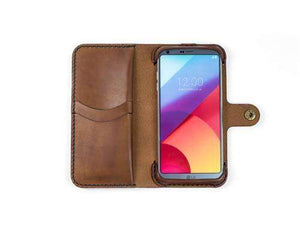 LG V30 / V30S ThinQ Custom Wallet Case