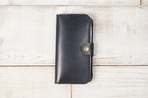 iPhone 7, 8, SE 2020 Classic Wallet Case  | Black