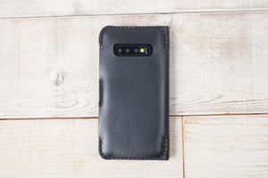 Samsung Galaxy S10 Plus Wallet Case | Black