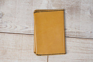 Leather Passport Cover | Sunrise