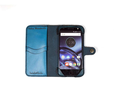Motorola Moto Z Force Custom Wallet Case