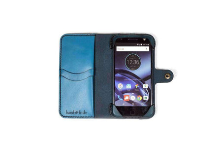 Motorola Moto Z Play Custom Wallet Case