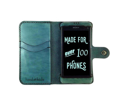 Sony Xperia Z1 Compact Custom Wallet Case - Phone Wallet - Hand and Hide LLC