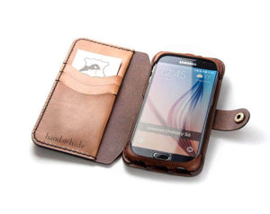 Flex Wallet Upgrade - Customization - Hand and Hide LLC
