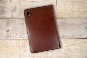 Samsung Galaxy Tab S7 Classic Leather Cover