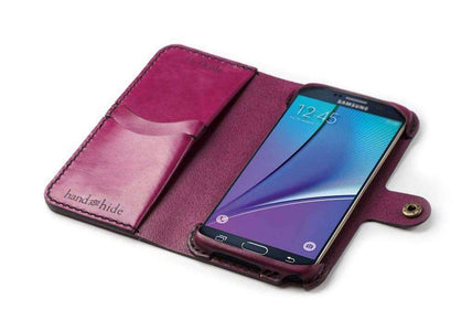 Samsung Galaxy Note 5 Custom Wallet Case - Phone Wallet - Hand and Hide LLC