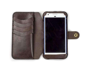 Google Pixel Flex Wallet Case - Phone Wallet - Hand and Hide LLC