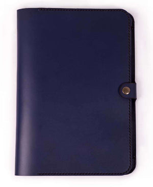 iPad Pro 10.5 Leather Tablet Case | Navy