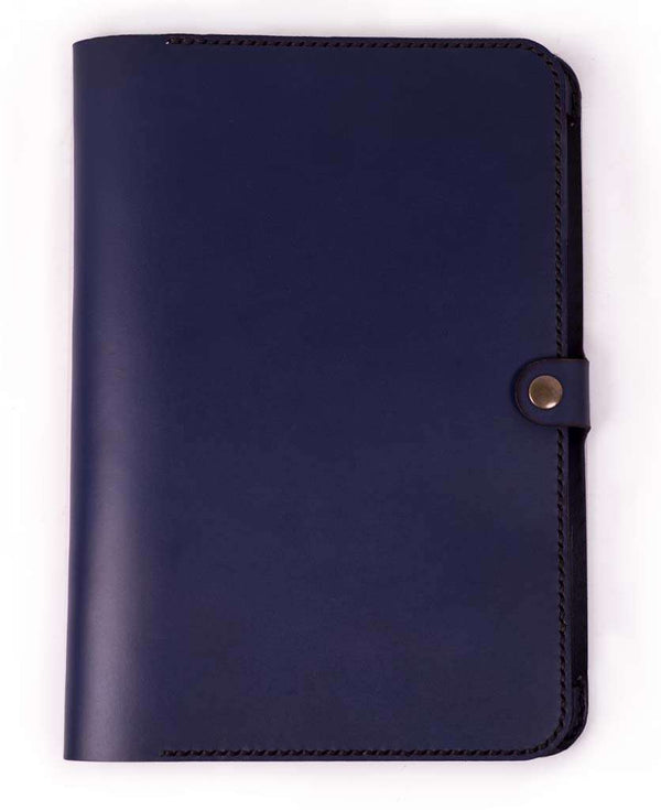 Hand and Hide iPad Pro 10.5 Leather Tablet Case | Navy