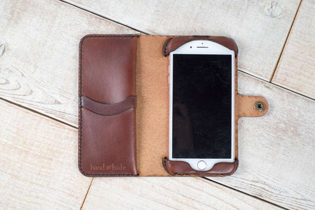Apple iPhone 7 Plus Custom Wallet Case