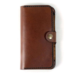 iPhone X Leather Phone Case | Sale