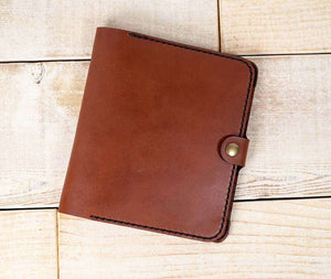 Hand and Hide Kindle Oasis Handmade Leather Tablet Case