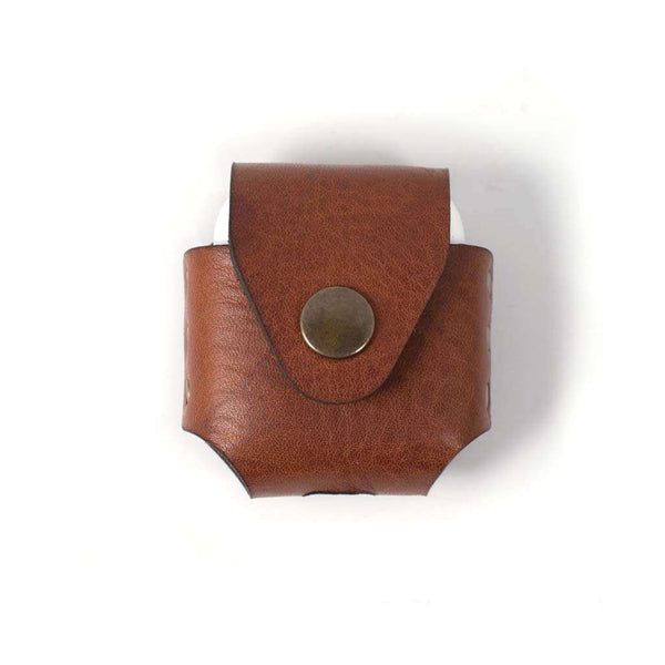 Hand and Hide Air Pod Leather Case Wrap