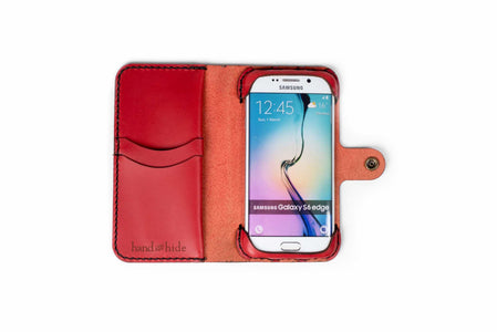 Samsung Galaxy S6 Edge Custom Wallet Case
