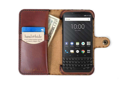 BlackBerry KEY2 Custom Wallet Case