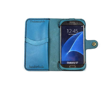 Samsung Galaxy S7 Custom Wallet Case - Phone Wallet - Hand and Hide LLC